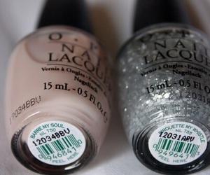 nail polish, girly, and nails image