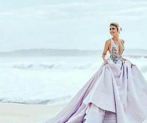beautiful+, purple+, and wedding+ image
