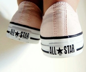 converse, all star, and shoes image