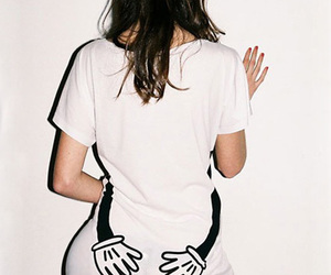 clothing, hands, and shirt image