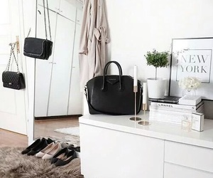 room, bag, and home image