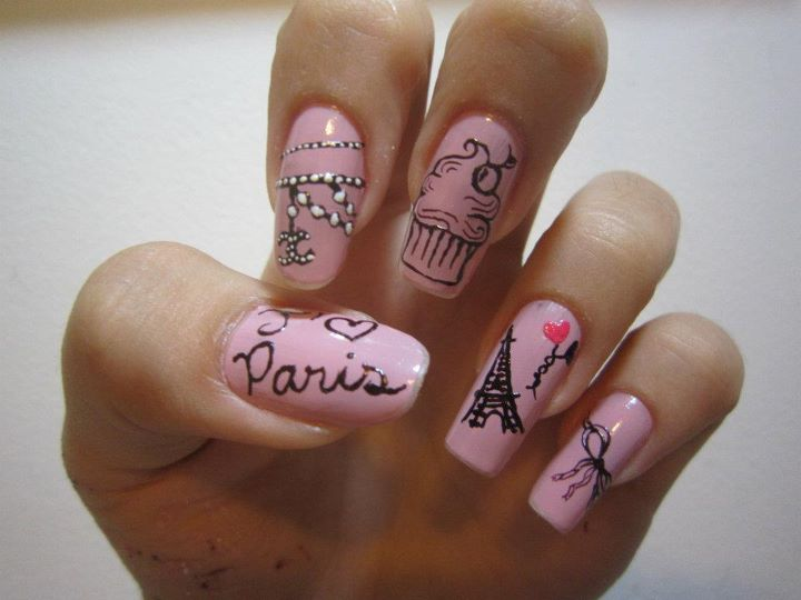 Paris Nail Designs Graham Reid