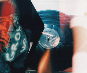 paramore, music, and vinyl image