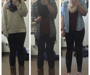 clothes, clothing, and college image