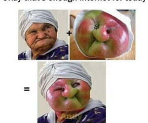 lol, face, and funny image
