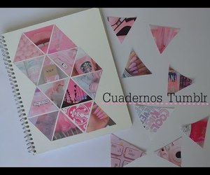 diy, notebook, and cuadernos tumblr image