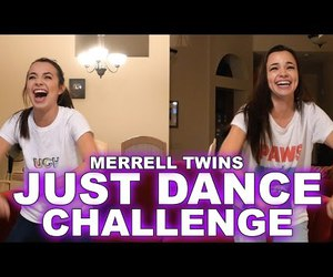challenge, just dance, and music image