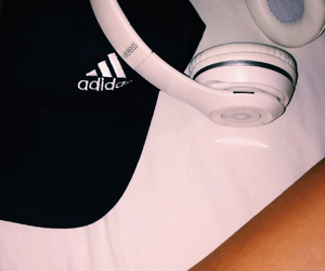 adidas, beats, and tanned image