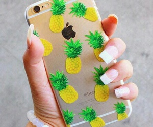 ananas, coque, and iphone6 image