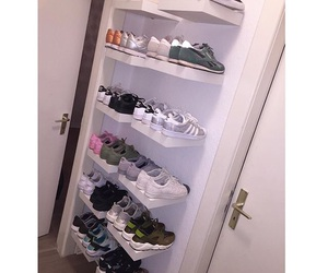 shoes, nike, and adidas image