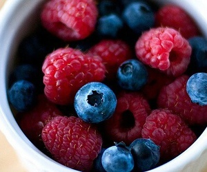berries, blue, and goals image