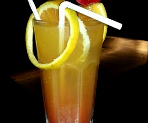 cocktail, delicious, and drink image