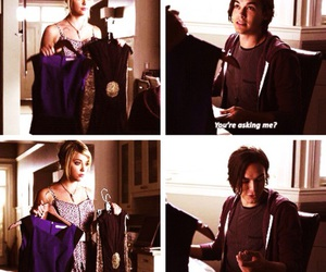 pretty little liars, caleb, and hanna image