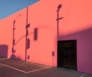 pink and hipster image