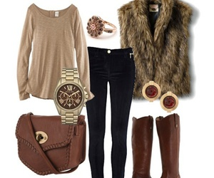 outfit and winter image