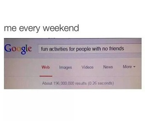 funny, google, and friends image