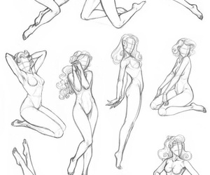 drawing, art, and body image