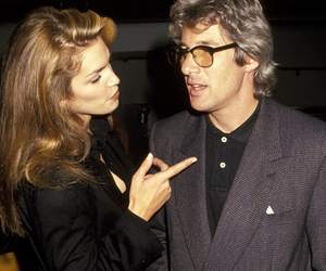 cindy crawford and richard gere image