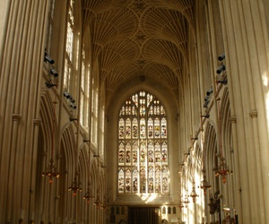 bath, cathedral, and church image
