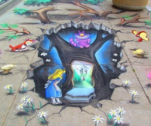 cool, alice in wonderland, and creative image
