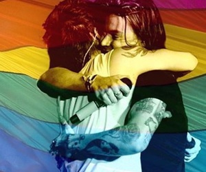 lgbt, love is love, and larry stylinson image