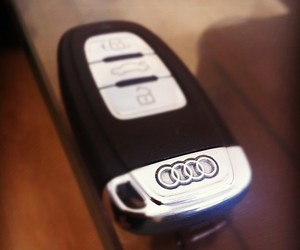 audi, love, and key image