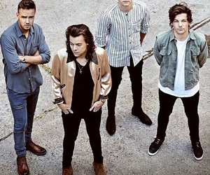 louis, 1d, and harry image