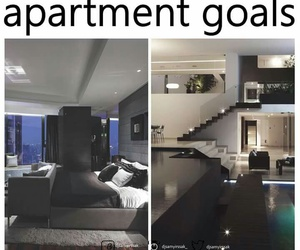 goals, apartment, and home image