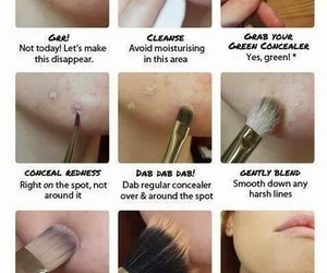 beauty, makeup, and makeup tutorial image