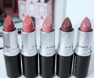 beautiful, lipstick, and mac image