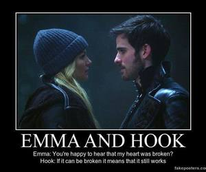 hook, once upon a time, and dark swan image