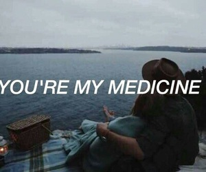 love, medicine, and grunge image