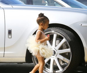 baby, kids, and north west image