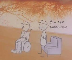 father son, movie, and forgiveness image