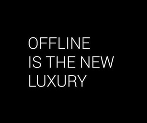 luxury, quotes, and offline image
