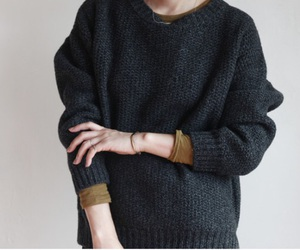 sweater and style image