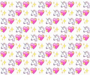 heart, emoji, and new image