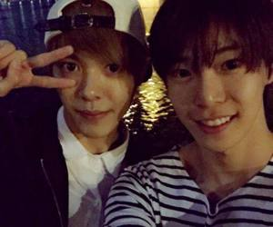boys, hansol, and SM image