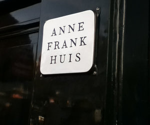 amsterdam, anne frank, and article image
