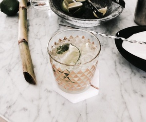 drink, classy, and food image