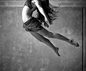 art, dancers, and perfection image