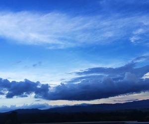 clouds, nature, and linstead image