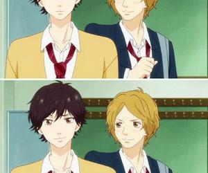 anime, kawaii boy, and kou image