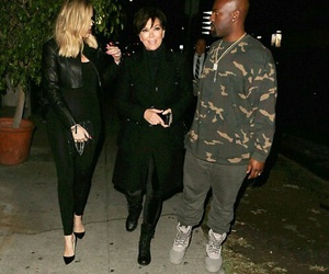 celebrity, kim kardashian, and jenner image