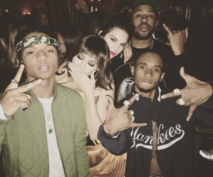 kendall jenner, kylie jenner, and mike will made it image