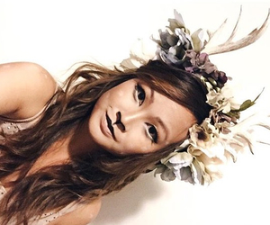 costume, deer, and fawn image