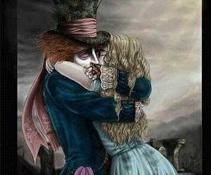 alice in wonderland, love, and alice image