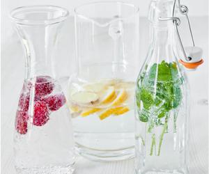 drinks, gosaker, and fruit image