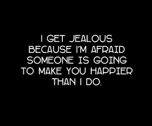jealousy, quotes, and love image