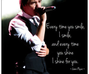 liam payne, one direction, and quotes image